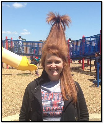 Crazy Hair Day!!