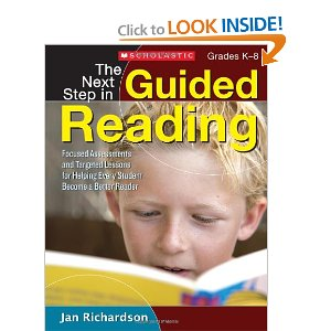 More Guided Reading