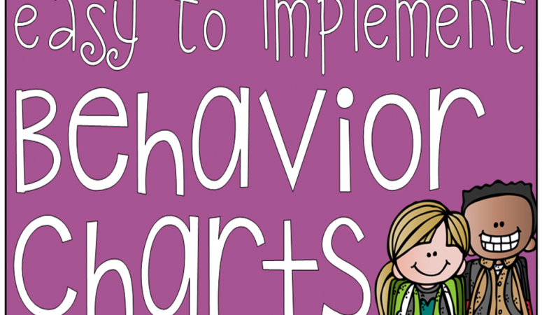 Easy to Implement Behavior Charts
