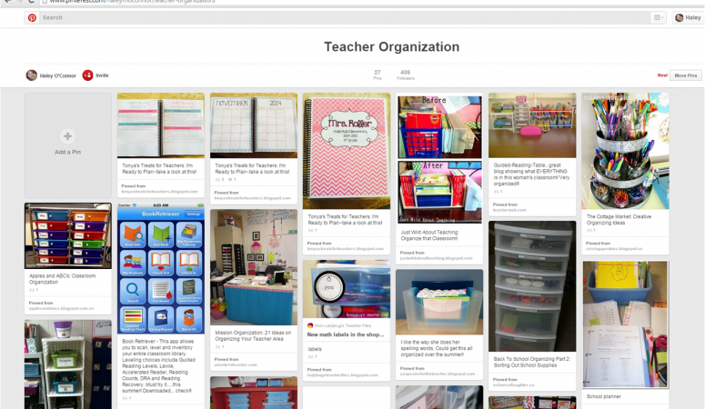 Time to Organize!!