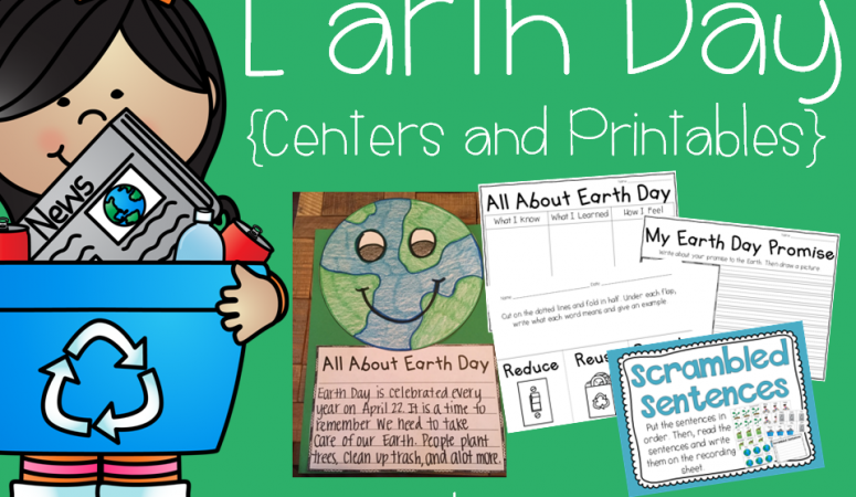 Earth Day Resource