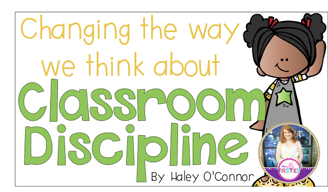 Changing the Way We Think About Discipline