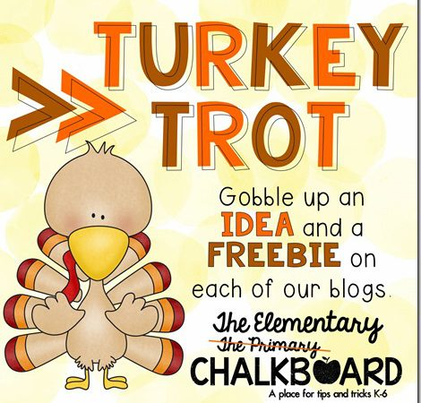 Turkey Trot Blog Hop