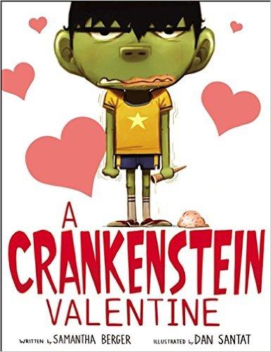 Crankenstein Valentine Book