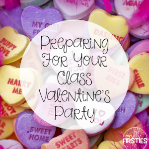 Preparing for Your Valentine's Party