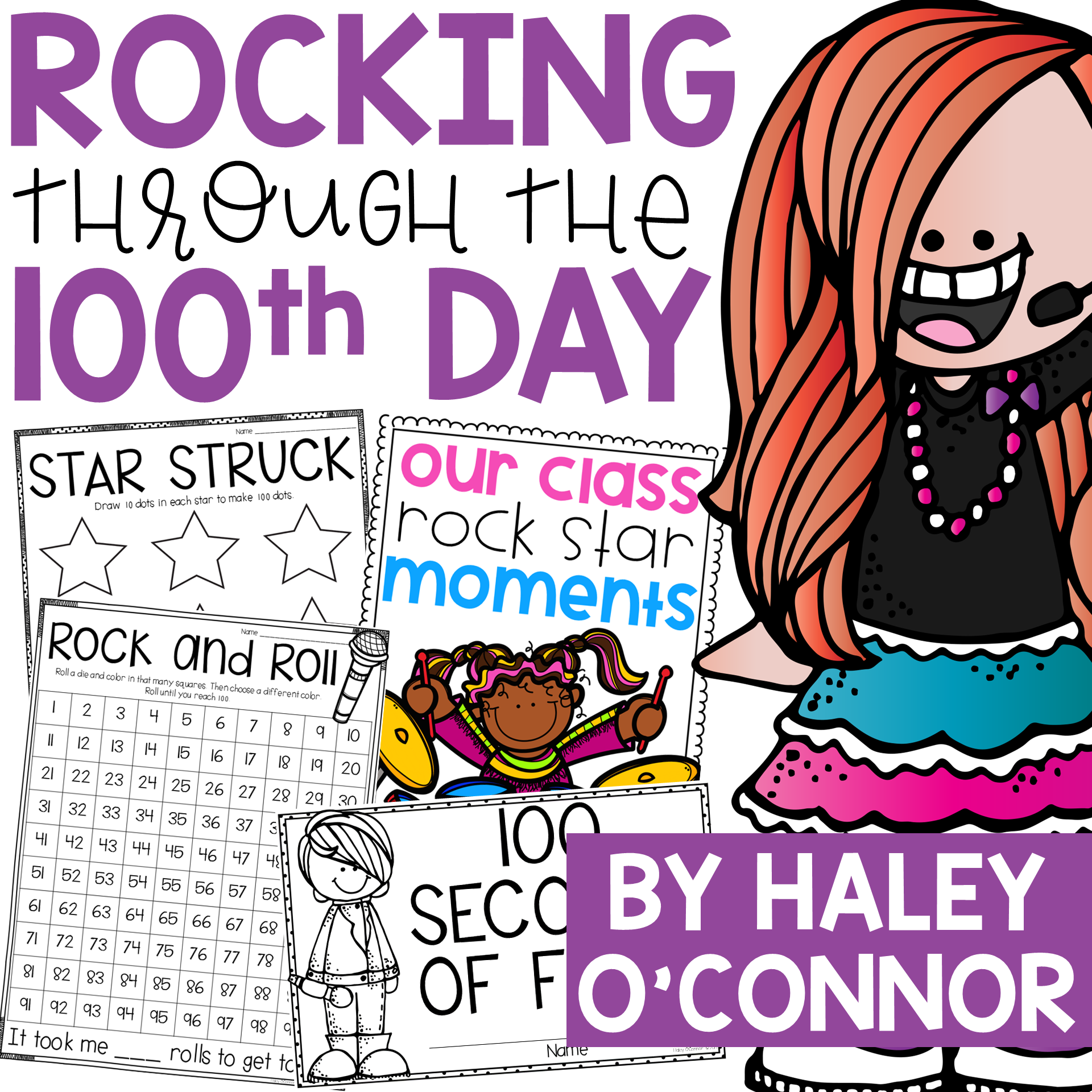 Rocking Through the 100th Day