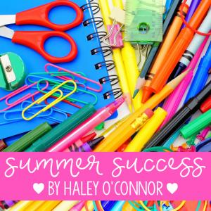 Preparing them for a Successful Summer