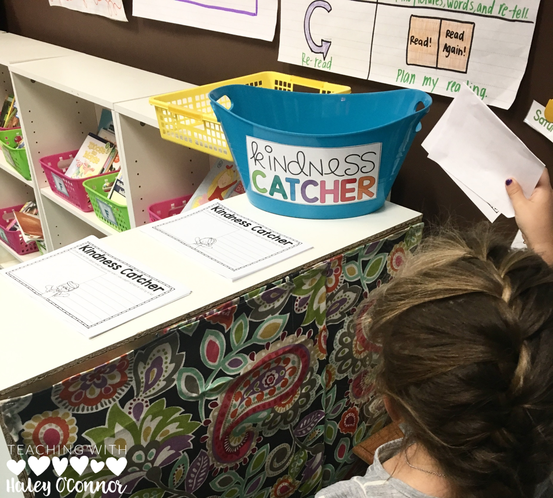 Kindness Catcher Classroom