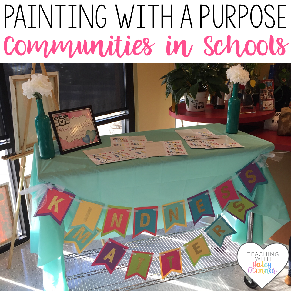 Painting With a Purpose Haley O'Connor