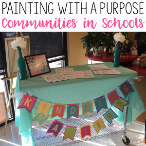 Painting with a Purpose Fundraiser