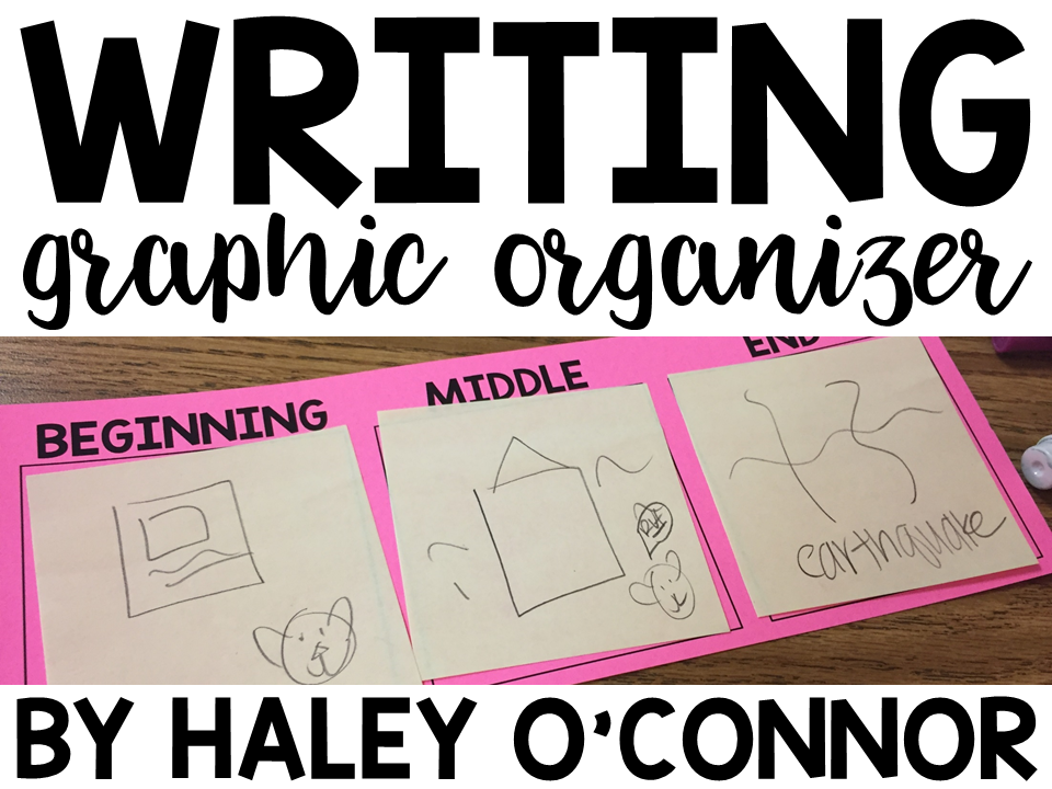 Writing Graphic Organizer Freebie