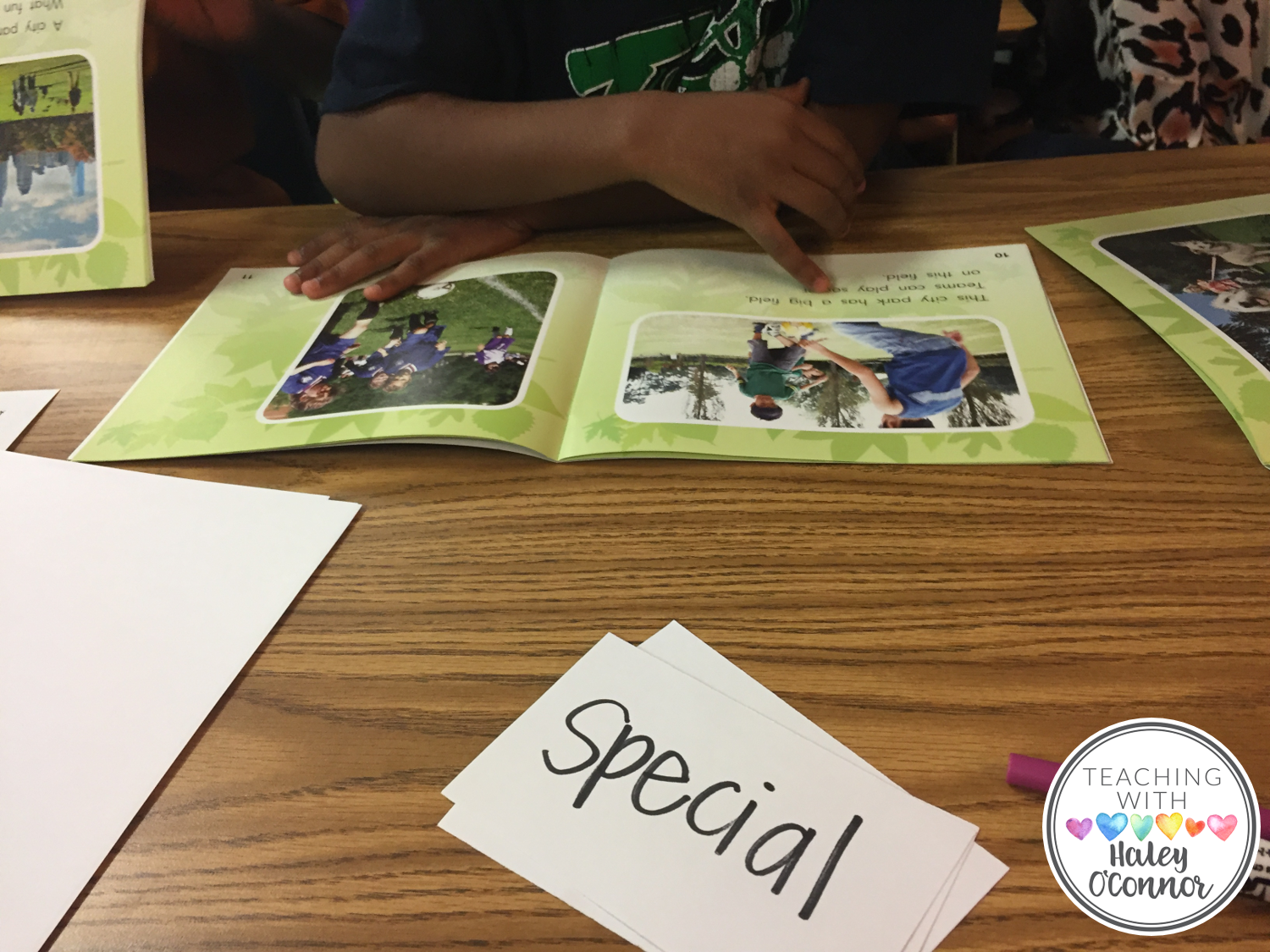Word Work in Guided Reading
