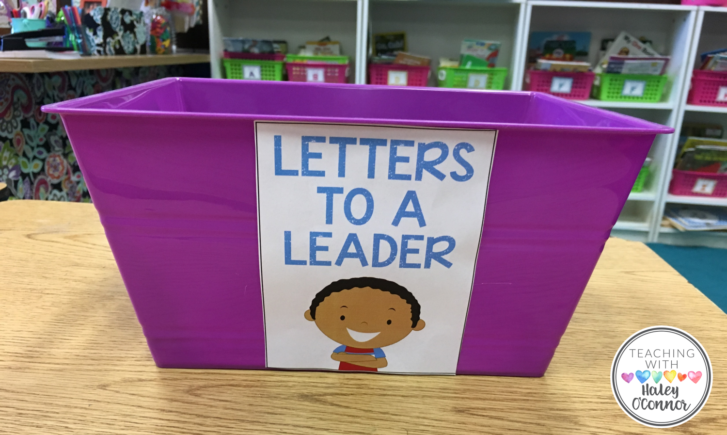 Letters to a Leader Bucket