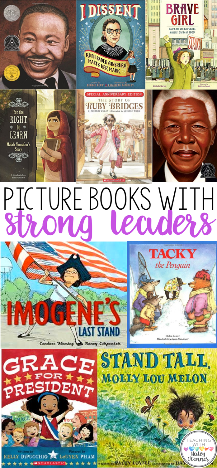Picture Books with Strong Leaders