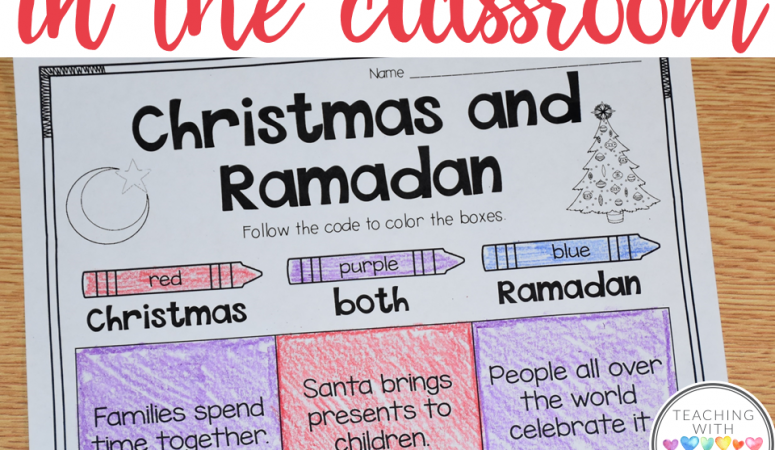 Diverse Holidays in the Classroom
