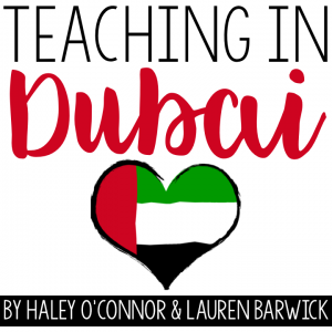 Teaching in Dubai Blog Post