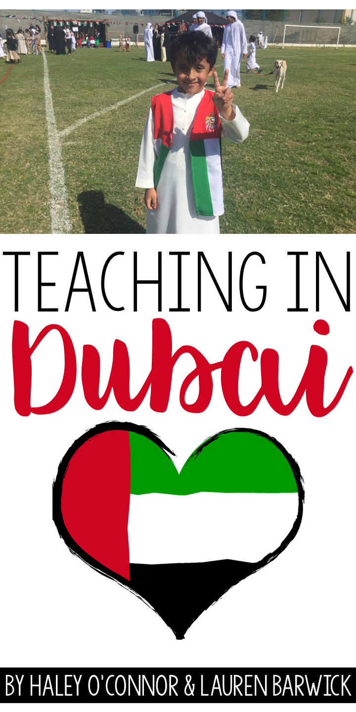 Teaching in Dubai