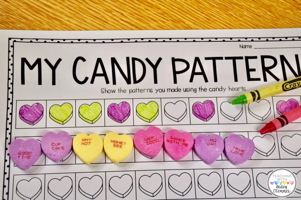 My Candy Patterns