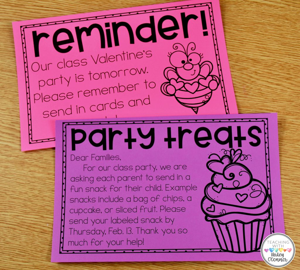 Party Reminder