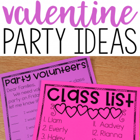 Valentine Party Fun