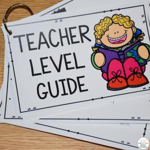 Teacher Level Guide-Guided Reading