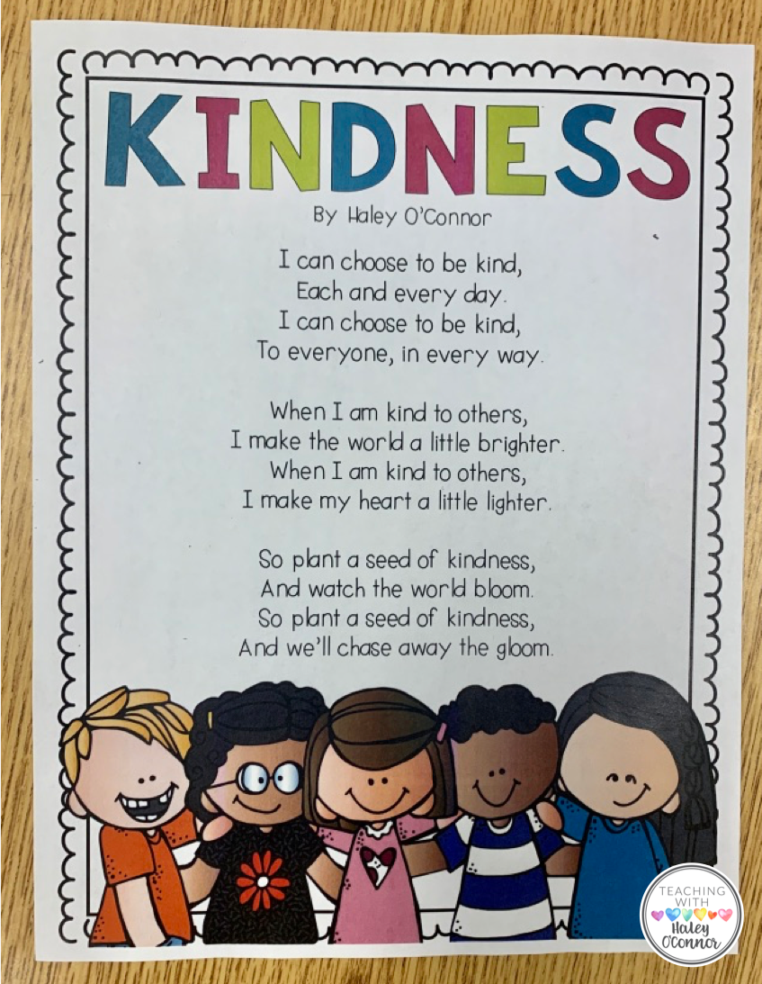 Kindness Poem