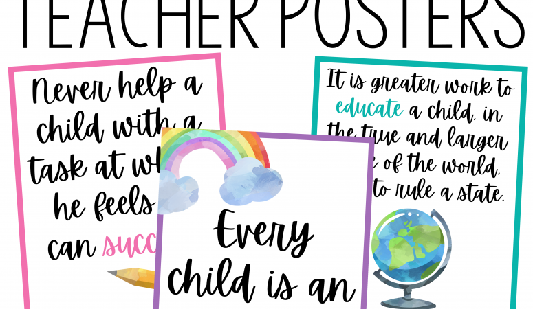 Motivational Quotes for Teachers