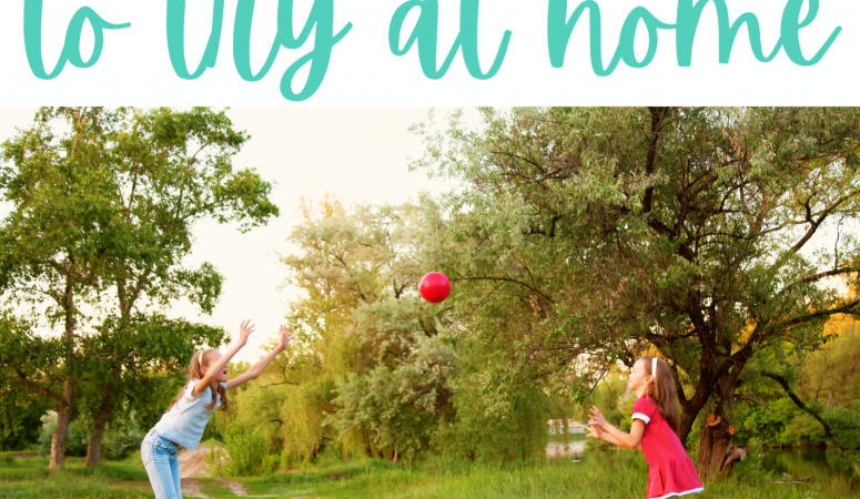 PE Activities to Do at Home
