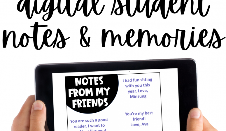 Make the Most of Digital Student Memory Books