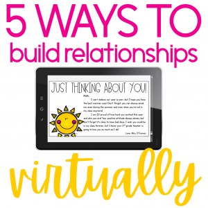 5 ways to build relationships virtually