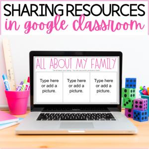 Sharing Google Classroom