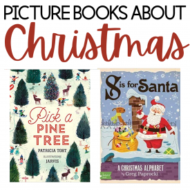 Picture Books about Christmas