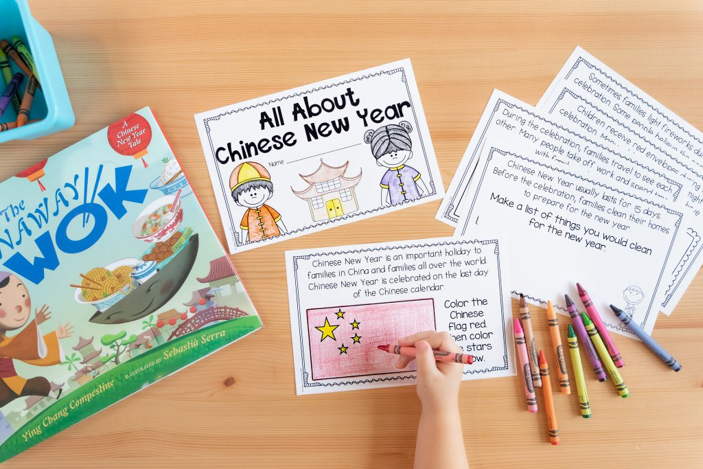 Lunar New Year. Chinese New Year Lesson plans and activities. Teaching about Chinese New Year. Lessons for teaching about Lunar New Year.
