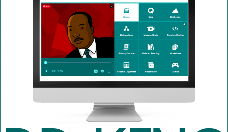 Resources for your Dr. Martin Luther King Jr. Lesson Plans