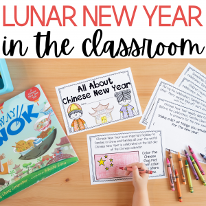 Lunar New Year in the Classroom