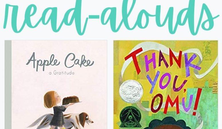 Gratitude Read-Alouds