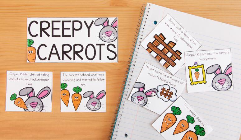 Why I Love Creepy Carrots