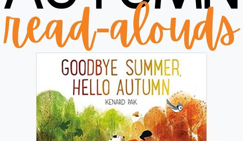 Favorite Fall Books